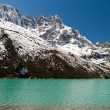 Lake in mountains, Himalayas — Stock Photo