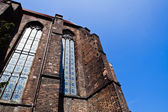 Collegiate church in Wroclaw, Poland — Stock Photo