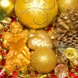 Stock Photo: Christmas Decoration . New Year's background