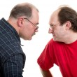 Angry man ready to have a fight — Stock Photo #9648115
