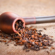 Smoking pipe — Stock Photo