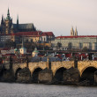 Bridges of Prague — Foto de Stock