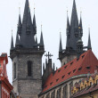 Prague old town - Stock Photo