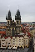 Praha staré město — Stock fotografie