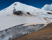 Peak of Elbrus — Stock Photo