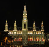 Vienna's City Hall — Stock Photo