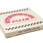 caja de entrega de pizza — Foto de Stock