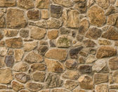 Masonry rock wall seamlessly tileable — Stock Photo