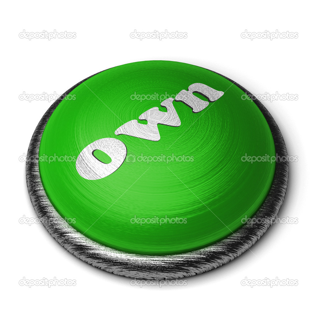 Word on the button — Stock Photo #8390084