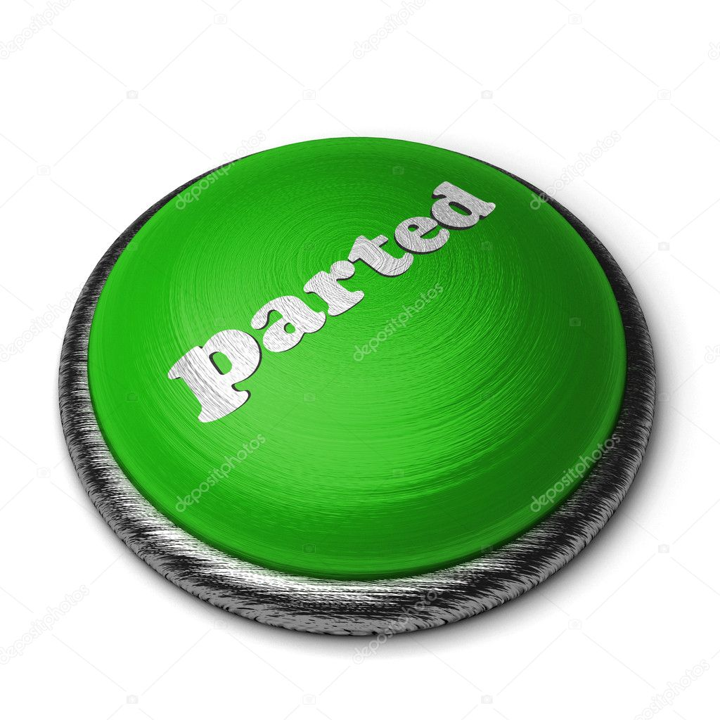 Word on the button — Stock Photo #8390087