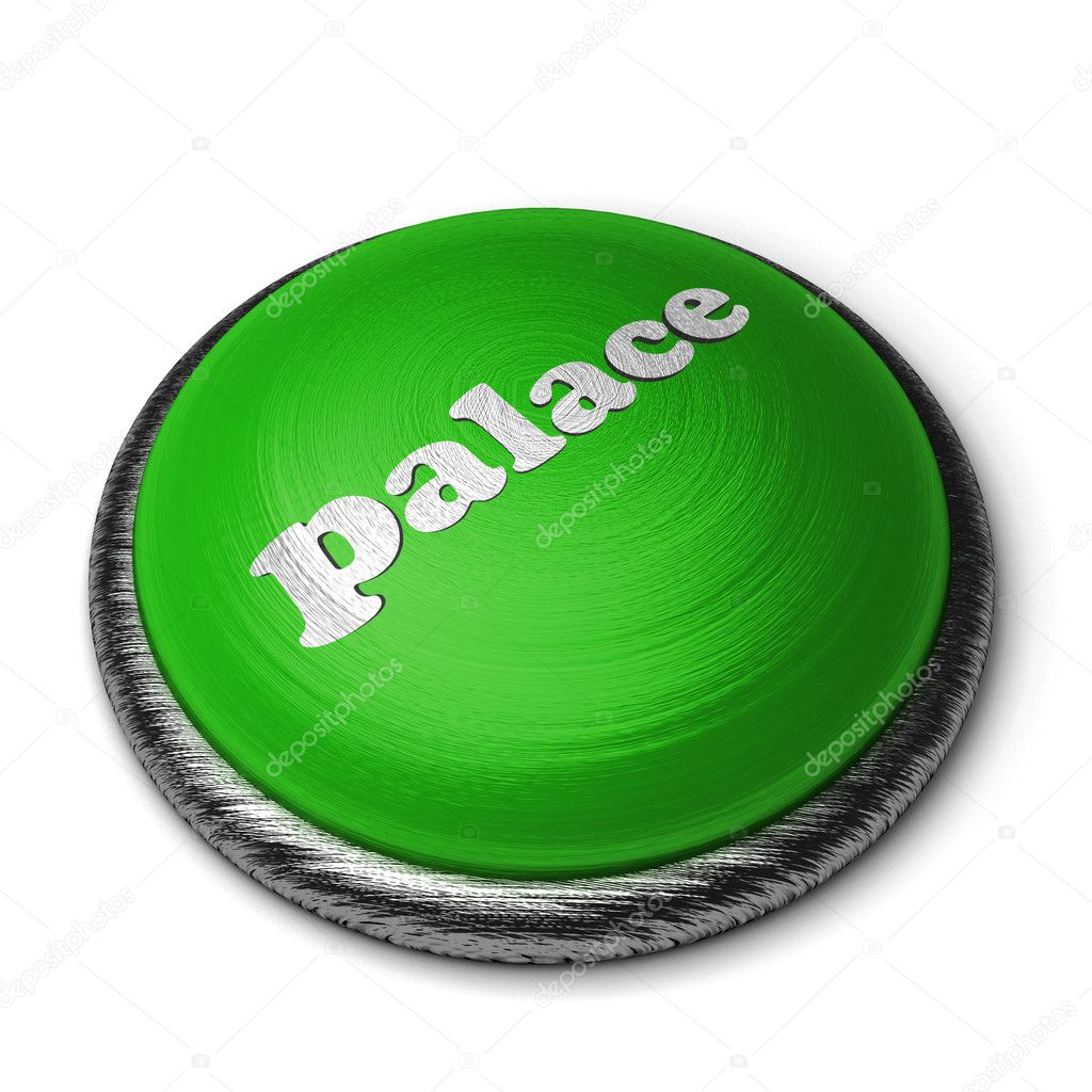 Word on the button — Stock Photo #8390094