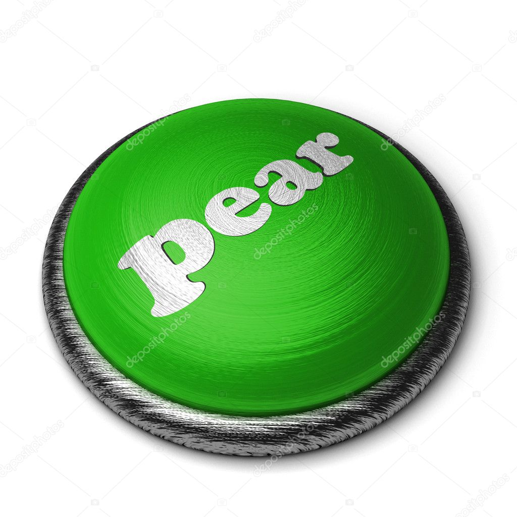 Word on the button — Stock Photo #8390180