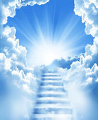 Schody do nebe — Stock fotografie
