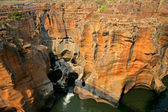 Bourke's Luck Potholes — Stock Photo