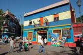 La Boca, Buenos Aires — Stock Photo