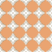 Vector seamless vintage lacy pattern — Vecteur