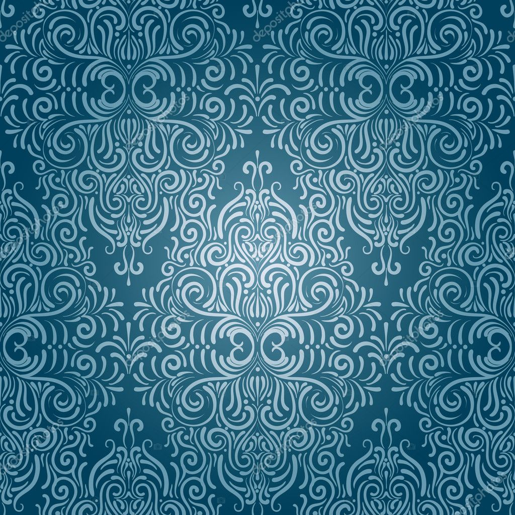 Wallpaper Seamless Vector Vector Seamless Vintage