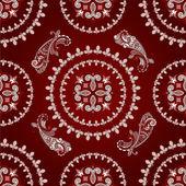 Vector seamless paisley pattern — 图库矢量图片