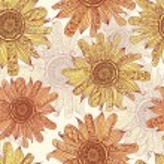 Vector hand drawn sunflower seamless pattern — Stock Vector #8761450