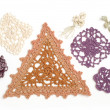 Crochet lace — Stock Photo #9657792