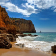 Stock Photo: Algarve beach, Portugal