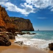 Algarve beach, Portugal — Stock Photo