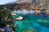 Southern Crete, Loutro — Stock Photo