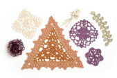 Crochet lace — Stock Photo