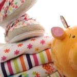 Parenting expenses — Stock Photo #8735235