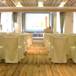Empty business conference room — Stock Photo