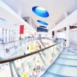 Interior of a shopping mall — Stock Photo #10048983