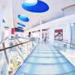 Interior of a shopping mall - Foto de Stock  