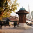 Stock Photo: Sarajevo city in bosnia