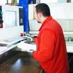 sektör çalışanları fabrikası — Stok fotoğraf