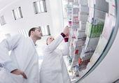 équipe de pharmacie pharmacie — Photo