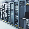 Network server room — Stock Photo #7964946