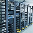 Network server room — Stock Photo #7964955