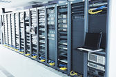 Network server room — Foto de Stock
