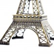 Royalty-Free Stock Photo: Paris eiffel tower model isolated