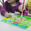 Preschool kids — Stock Photo #8067548