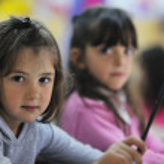 Preschool kids — Stock Photo #8067564