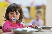 Enfants d'âge préscolaire — Photo