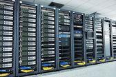 Sieci serwerownia — Zdjęcie stockowe