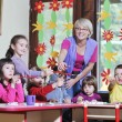 Preschool kids — Stock Photo #8369441