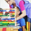 Preschool kids — Stock Photo #8369450