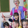 Preschool kids — Stock Photo #8369469