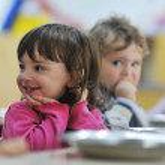 Preschool kids — Stock Photo #8369511