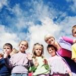 Preschool kids — Stock Photo #8712655