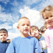 Preschool  kids - Stock Photo