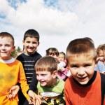 Preschool kids — Stock Photo #8712922